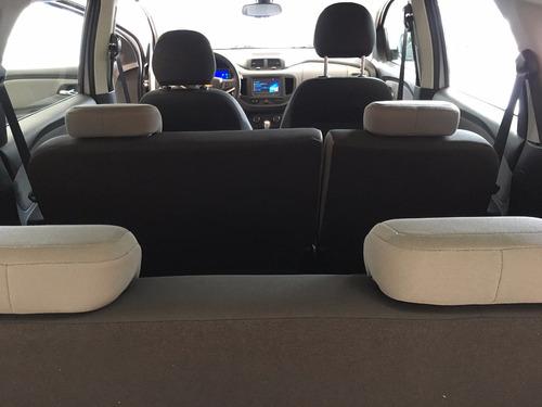 chevrolet spin 7 asientos automatica con anticipo de 2014