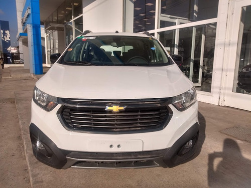 chevrolet spin 7a at 1.8 0km 2019