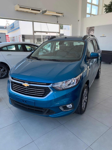 chevrolet spin 7as  asientos 2020
