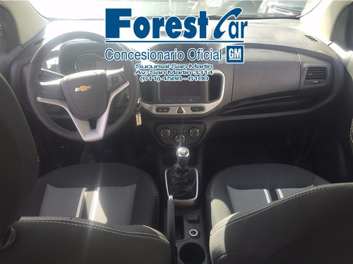 chevrolet spin activ 1.8n a/t, con on star #4