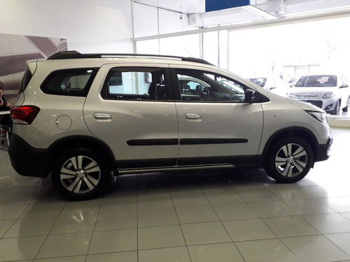chevrolet spin activ 1.8n manual ltz 5 plazas 0km jp