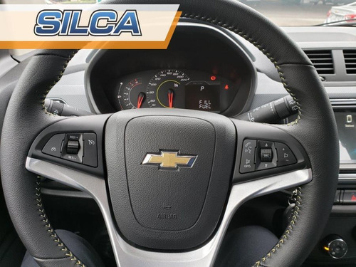 chevrolet spin activ 2019 gris oscuro 0km