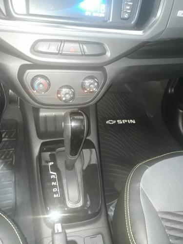 chevrolet spin activ auto. 7 asientos año 2019 sin rodar