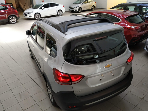 chevrolet spin activ automatica 5 asientos 0km 2020 f906