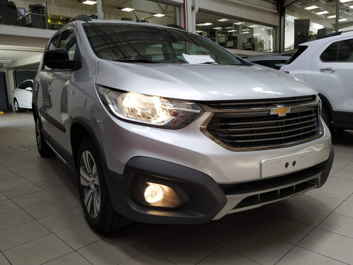 chevrolet spin activ automatica 5 asientos 0km 2020 f909