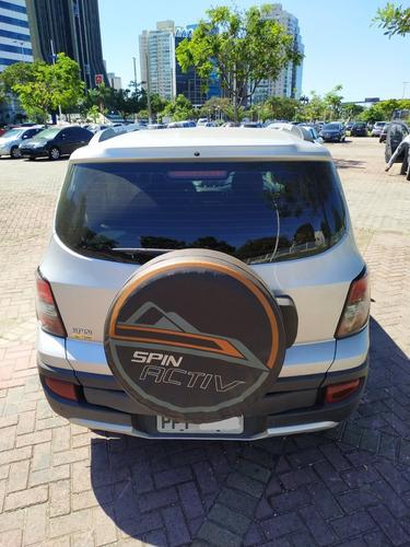chevrolet spin activ automático 2018/2018