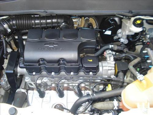 chevrolet spin activ automático motor 1.8 2015 branco