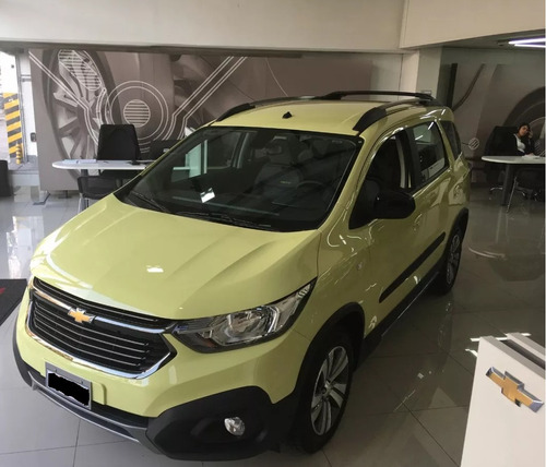 chevrolet  spin activ ltz 1.8 plan ahorro 100 financiacion