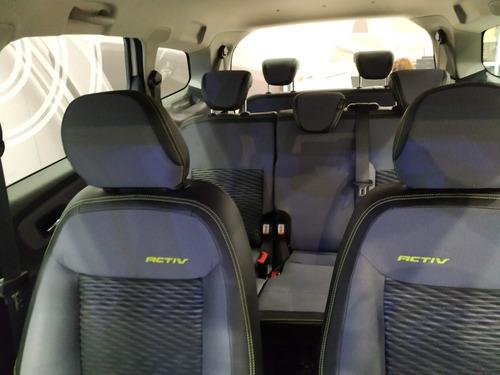 chevrolet spin activ ltz 7 asientos automatica fod 2253  #3