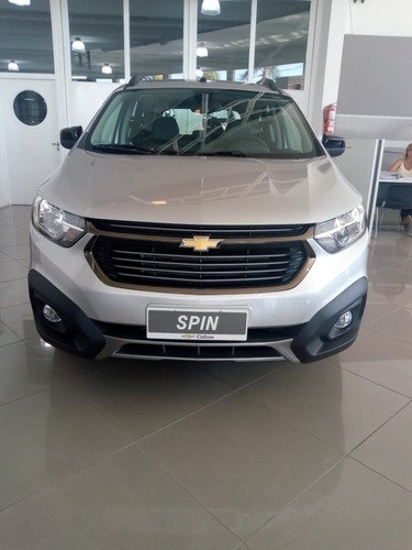 chevrolet spin active 1.8 mt  #ad