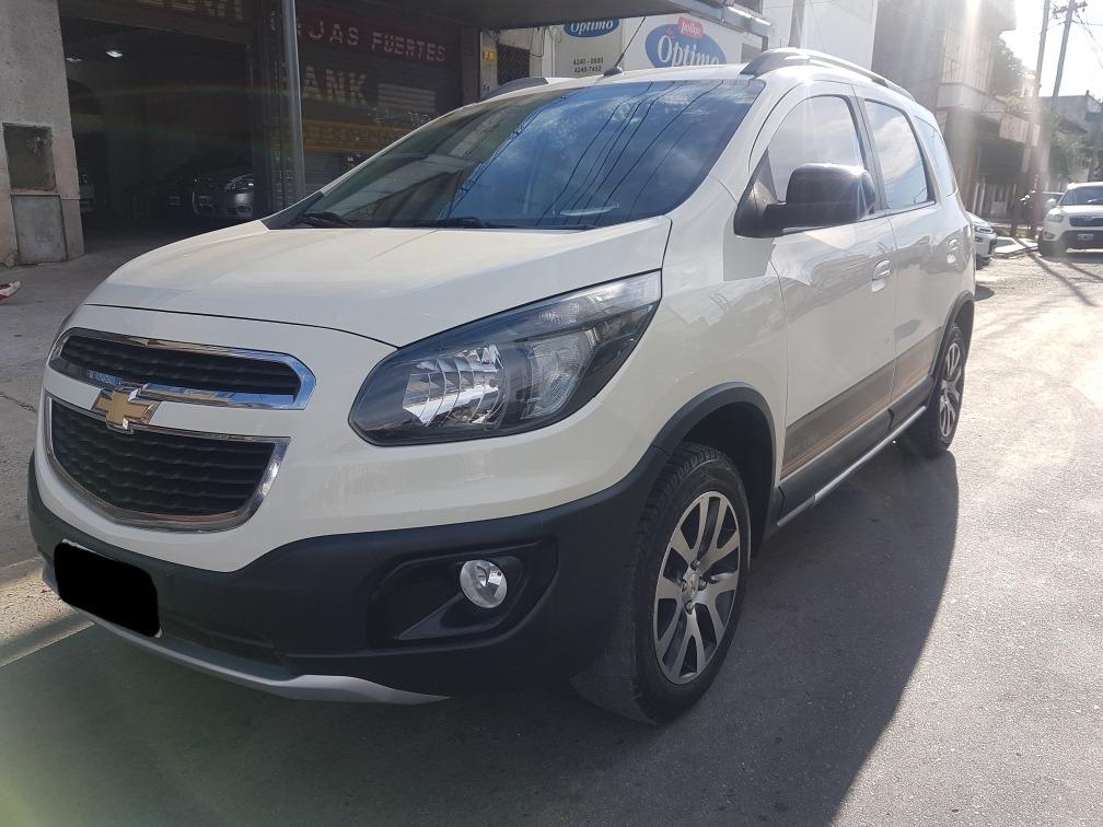 Chevrolet Spin Active 2015 Nueva Impecable 420000 En