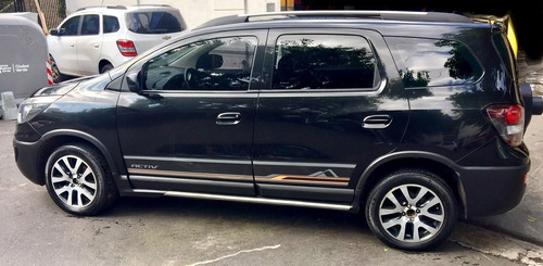 chevrolet spin activen 1.8 m/t 2015 recupero