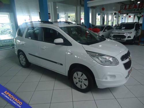 chevrolet spin lt 1.8 4p flex manual