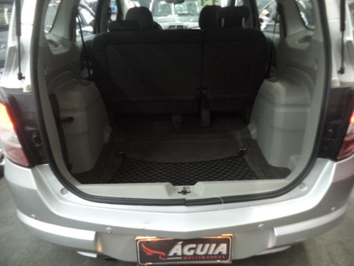 chevrolet spin lt 1.8 flex aut. 2013 completa + airbag + abs