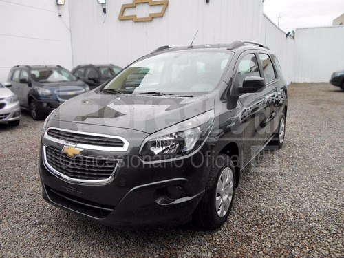 chevrolet spin lt 1.8n 5a solo con dni dq #9