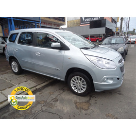 Chevrolet Spin Lt 2013 1.8 Automatico Lt Flex