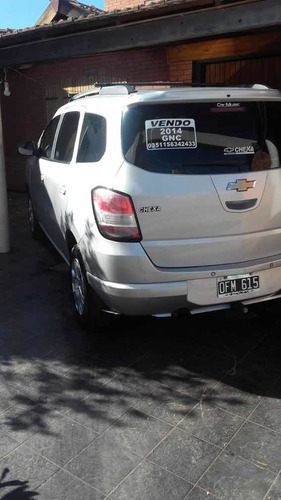 chevrolet spin l.t. 5p. 2014 kms.100.00