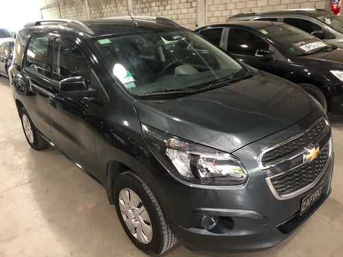 chevrolet spin lt - 73.000 kms - año 2015