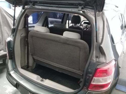 chevrolet spin ltz 2014, diesel 7 asientos