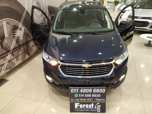 chevrolet spin ltz 5 asientos manual 0km pin bono 225   #3