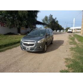 Chevrolet Spin Ltz 5 Asientos Mt Con Gnc