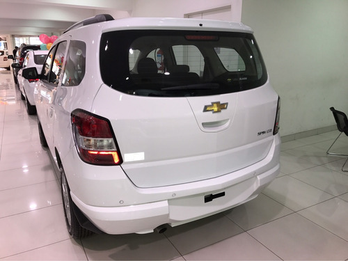 chevrolet spin ltz 7 asientos 0km concesionario oficial caba