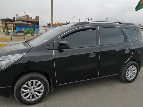 chevrolet spin mecánica full