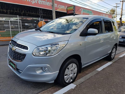 chevrolet spin spin lt 1.8 flex manual
