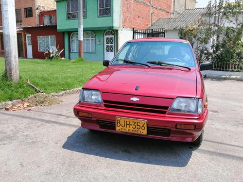 chevrolet spring 1997- rojo perlado
