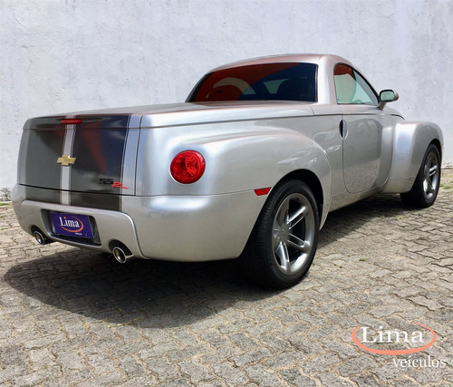 chevrolet ssr 5.6 v8 16v gasolina 2p manual
