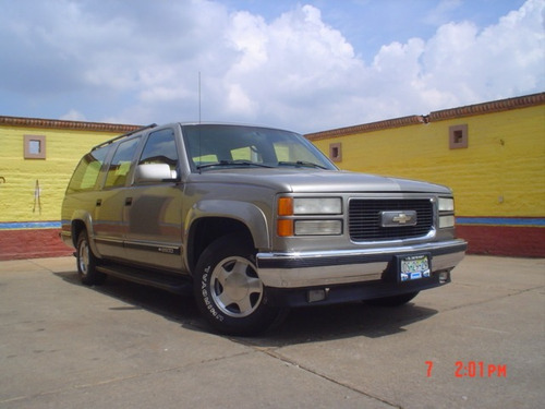 chevrolet suburban 1998 n tela aac at