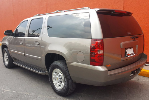 chevrolet suburban 2008 blindada nivel 3 plus 4x4 8 birlos