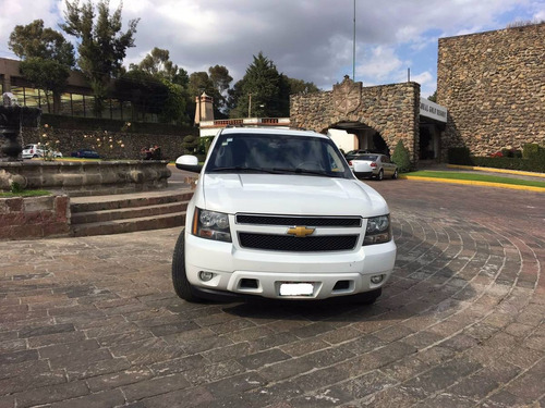 chevrolet suburban 2011 blindada nivel 3