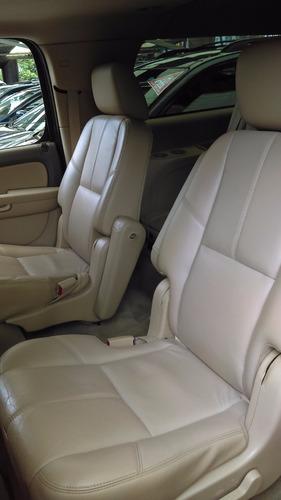 chevrolet suburban 2011 piel dvd segunda fila asientos cubo
