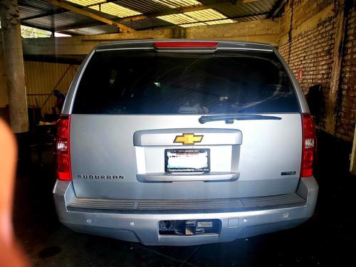 chevrolet suburban 2012 color:gris 5 puertas oferta!! ¿¿¿