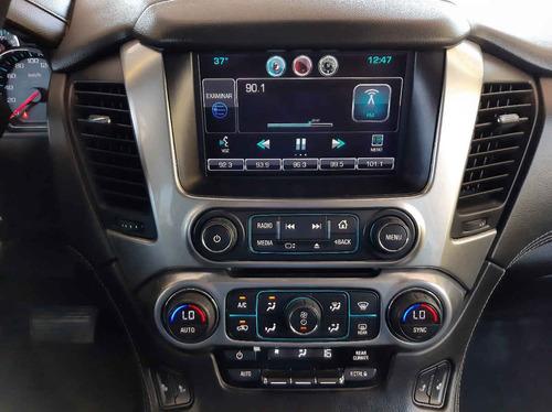chevrolet  suburban  2015  5p lt v8/5.3 aut piel 2da/cubo
