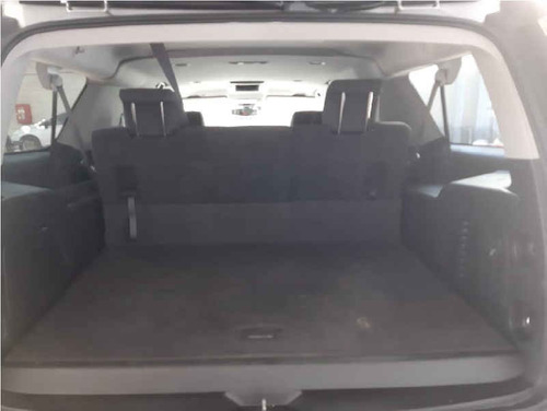 chevrolet suburban 2016 5p ls v8/5.3 aut 2da/banca