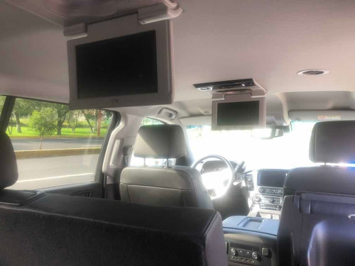 chevrolet suburban 2017 5.4 lt piel cubo at