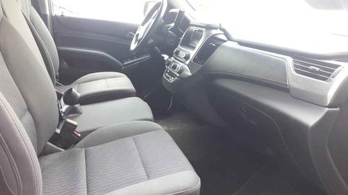 chevrolet suburban 2017 5p ls v8/5.3 aut 2da/banca