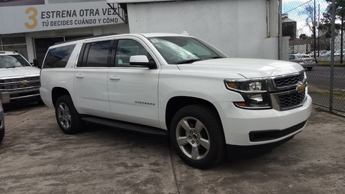 chevrolet suburban 2019 5.4 lt piel  at