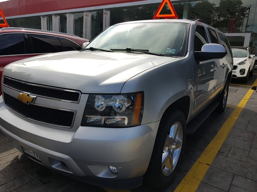 chevrolet suburban 5.3 lt piel plus mt 2013