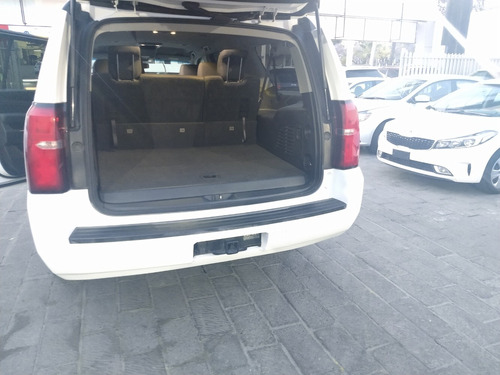 chevrolet suburban 5.4 ls automática 2017
