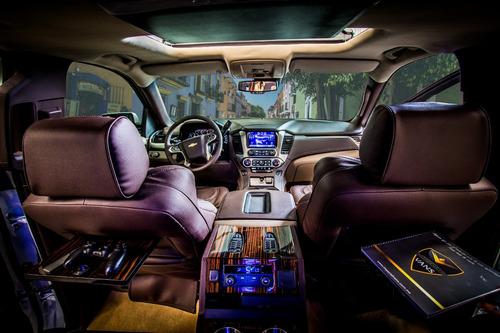 chevrolet suburban 5.4 lt de imperial vans 2020