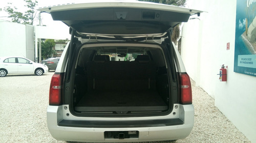 chevrolet suburban 5.4 lt piel cubo at