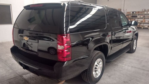 chevrolet suburban  8 birlos 2013 blindada nivel iv plus