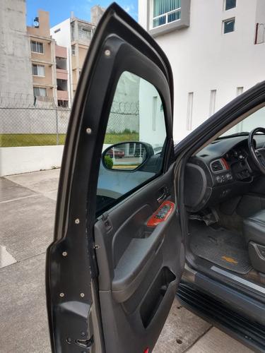 chevrolet suburban blindada nivel 4plus 4x4 at 2009