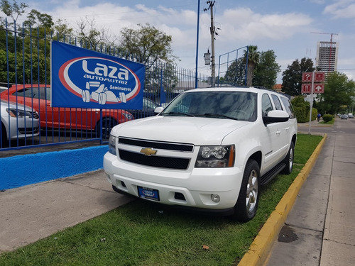 chevrolet suburban c piel aa dvd at 2007 impecable