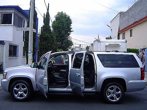 chevrolet suburban c piel aa dvd at 2012