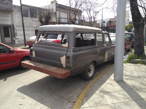 chevrolet suburban camioneta cerrada