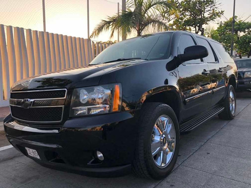 chevrolet suburban g piel aa dvd qc 4x4 at 2009